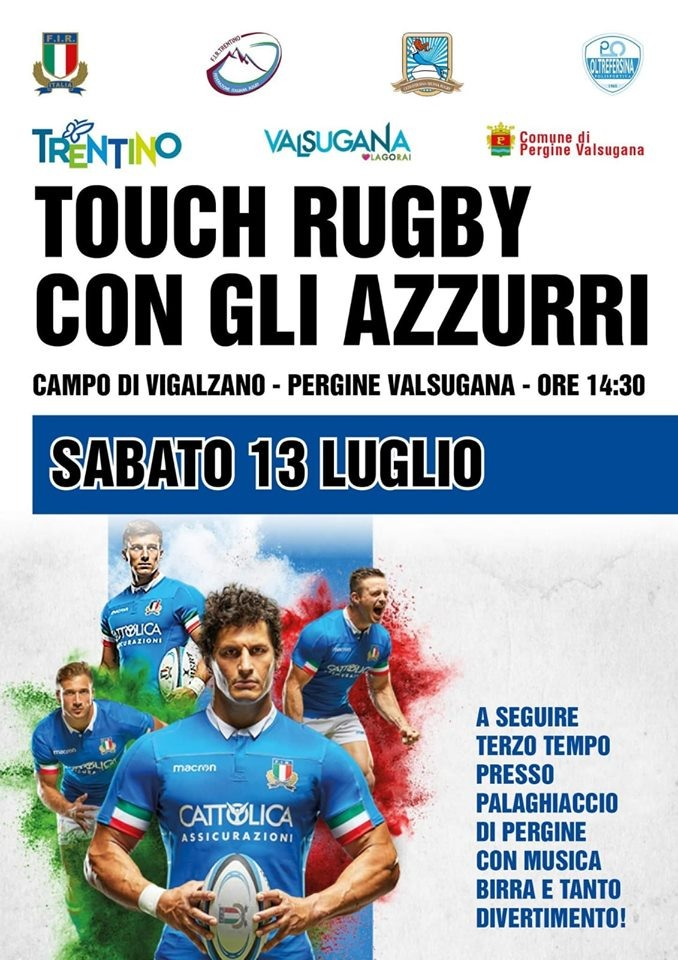 touch rugby nazionale 2019